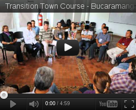 The first certificated courses in Transition Town in Colombia - Universidad Santo Tomas - Bucaramanga